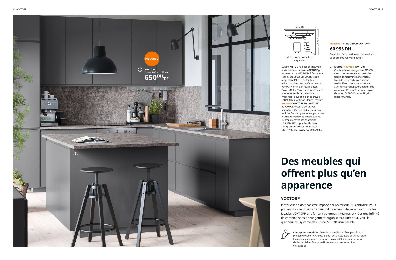 IKEA maroc Catalogue 12 Cuisines  Promotion au maroc